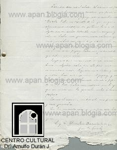 MUERE PERSONA AHOGADA EN UN JAGÜEY ... EN 1893