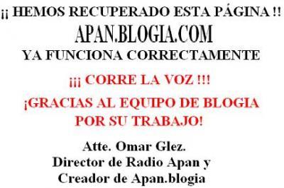 GRACIAS BLOGIA!!!!
