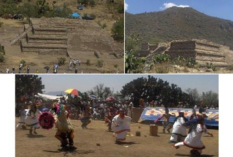 EQUINOCCIO 2006 EN LA ZONA ARQUEOLÓGICA DEL XIHUINGO