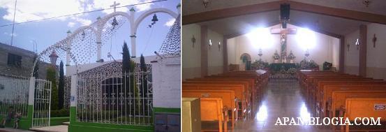 CAPILLA DE SAN JUDAS TADEO (Colonia Loma Bonita)