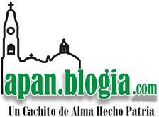 APAN.BLOGIA.COM: ¡CASI 7 AÑOS LLEVANDO A APAN POR EL MUNDO!