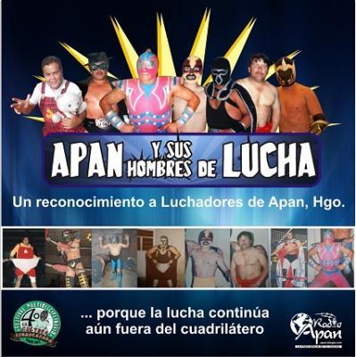 Documental: APAN Y SUS HOMBRES DE LUCHA