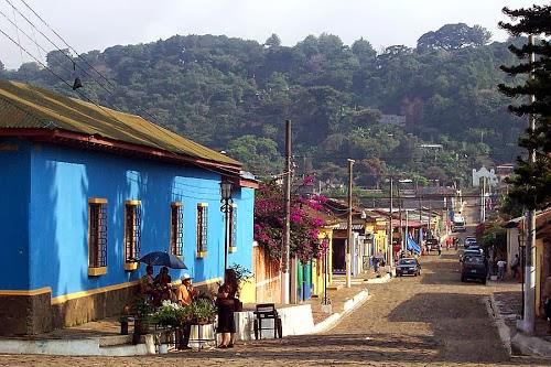 APANECA, UN PUEBLO EN EL SALVADOR