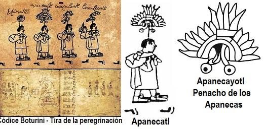 APANECAYOTL: EL PENACHO DE LOS APANECAS por Omar González