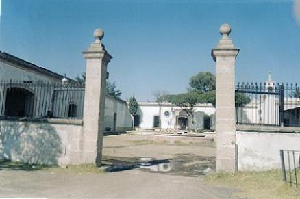 EXHACIENDA DE SAN FRANCISCO DE OCOTEPEC